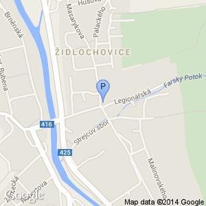 Město Židlochovice vinotéka