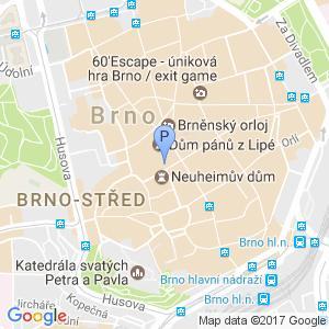Vinotéka Vitis v OC Brno Rozkvět